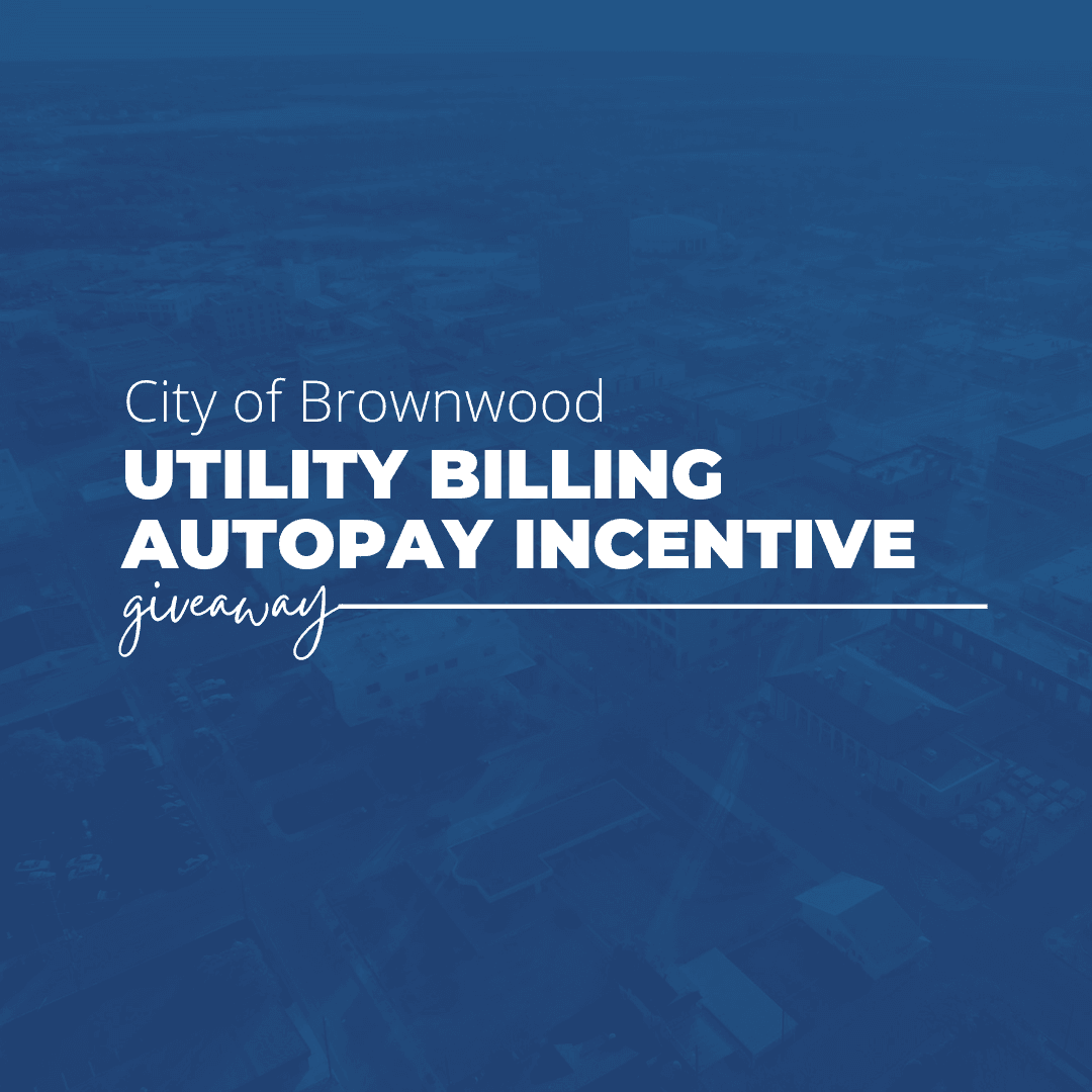 utility billing autopay newsflash title text
