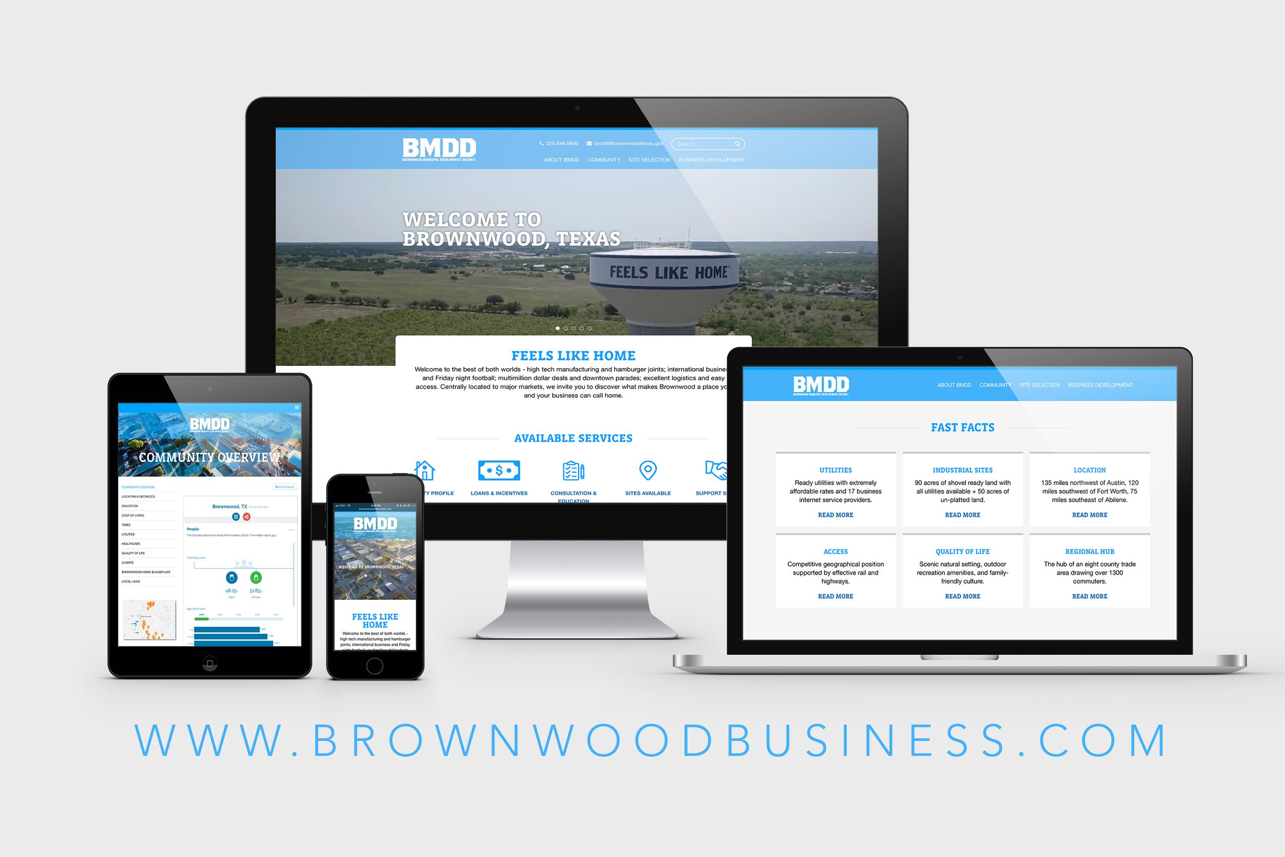 BrownwoodBusiness.com