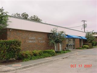 Adam Street Community Center (Mobile)